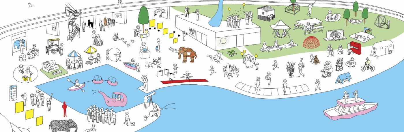 象の鼻テラス開館10周年記念展 「フューチャースケープ・プロジェクト」